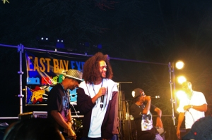Souls of Mischief at Best of the Bay Awards09